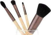 Vegan Brushes & Eco Cleansers We Love  / The most awesome and best vegan friendly, animal kind, makeup brushes made from synthetic materials & natural ways to care for them. / by Green Beauty Team by Kristen Arnett