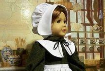Dolls - AG clothes historical / by Susan Echols