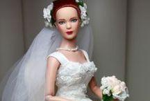 BRIDAL BARBIES / by Heather Lynn