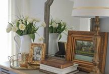 Decor I Adore / Ideas for decorating the house I love... / by Nancy Cahn