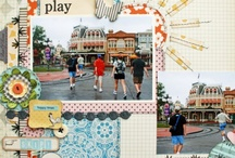 Scrapbook / by Lisa Carder