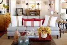 Living room / by Jennifer Lutz