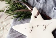 Christmas Tree Decorating / Festive ideas for trimming the Christmas tree / by Jennifer Lutz