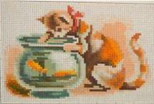 Berlin Woolwork - Animals - Pets / Favorite theme / by Laura Jones