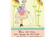 Teaching Ideas / by Marilyn Knight