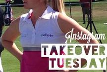 Team Golf4Her / Golf4Her is the apparel sponsor for 7 LPGA Tour Players - see what they are wearing on tour!  / by Golf4Her
