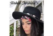 Urban Turband / More on UrbanRoyaltyJL.Blogspot.com / by Urban Royalty