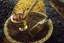 Baharat Mucizesi. Spices / Baharatlardan ve doğal gıdaların mucizevi dünyası... / by Kürşad Kopuz