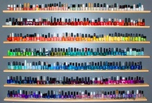 Nail polish/Designs. / by Amber Siepierski