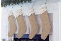 Christmas Stockings: To Make / by Sara Noel