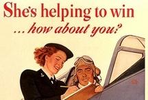 WW II Propaganda Posters / by Piet van Grinsven