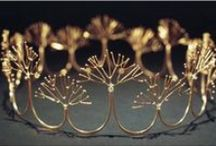 ~ crowning glory ~ / Crowns and tiaras / by Fatena Atef