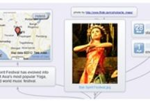 ~ mind mapping ~ / Mind map software and other mind mapping info and links / by Fatena Atef