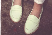 Mint and Blush... / by Steve Madden