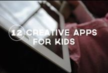 ~ apps for kids ~ / Educational apps for kids - apps for homeschoolers. iPhone focus. / by Fatena Atef