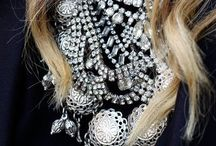 Dripping in Jewels / by Melissa .