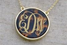 Monograms are Everything / by Melissa .
