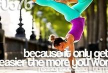 Get Fit! / Do it. Do it right now. / by Kathryn Jones