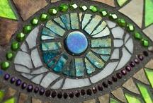 Mosaic's / by Peg Schoening
