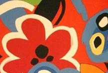 Patterns Prints Textiles / by Peg Schoening