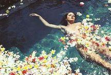 GREEN & FLOWERS / by Jennifer Graf