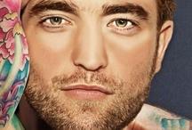 Robert Pattinson / by Regina Griffith