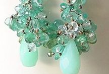 Seafoam Green / I really LOVE this Color :) / by Monica Parmele