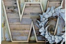 Woodworking & Furniture Making & Redo / by Elisa Armstrong {Elisa Loves Blog}