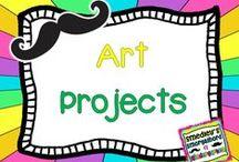 Art projects / by The Kindergarten Smorgasboard