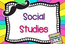 Social Studies / by The Kindergarten Smorgasboard