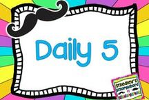 Daily 5 / by The Kindergarten Smorgasboard