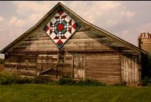 Barns #2 - Quilt / by Devera Brower