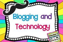 Blogging And Technology / by The Kindergarten Smorgasboard