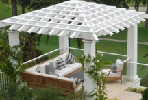 Garden Seating / by Devera Brower