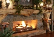 For the Home - Fireplaces / by Devera Brower