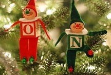 Christmas Ornaments / by Sandy Reeves
