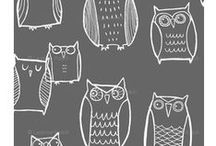 Owls / by Elisa Armstrong {Elisa Loves Blog}