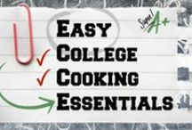 College Cooking  / by Mercyhurst University