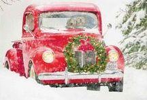~HOLIDAY - Ho Ho Ho~ / Merry Christmas / by Caroline-Jeannine