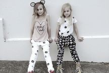 { little girl style } / by Crystal Grier