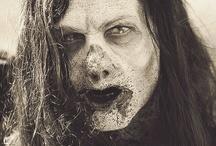 The Walking Dead / ɖ☠n † ☢pen : ɖ e☠d insi∂e ~ Arts & Entertainment: AMC's The Walking Dead / TWD ~ / by T. Benson