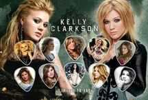 Kelly Clarkson / by Claire Wright