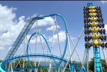 Cedar Point Amusement Park (Sandusky, Ohio) / Best roller coasters in the world!!! / by Tonyia Mitchell