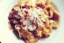 Pasta, pasta, and more pasta! / by Jessica Catherine Rose