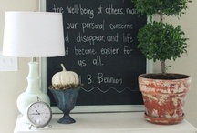 Details: Home Inspiration & Ideas / by Lauren Faczan