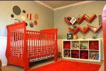Kids Rooms / Nursery / Playrooms / by Jamie Lane