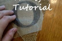 Craft Ideas / by Vanessa Chambliss