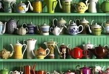 Tea / by Vanessa King