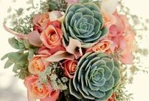 Bridal Bouquets / Beautiful floral arrangements and other bouquet alternatives / by Wedding Guide Asia (WGA)