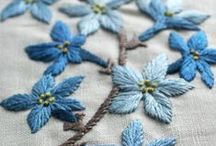 embroidery / by Laura Birkenlichtung